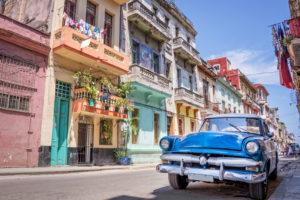 2016: Havanna, Kuba