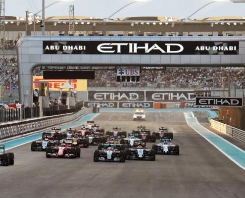 Formel 1 Start 2