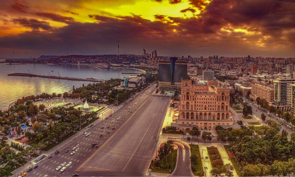 Baku - WM 2020